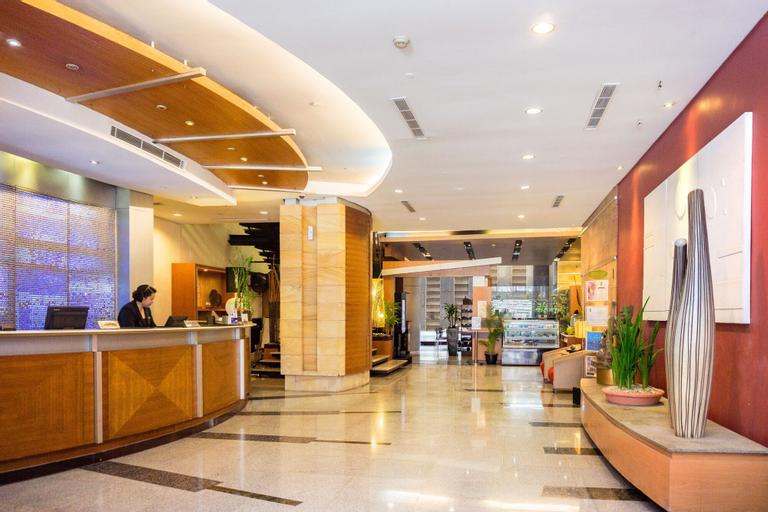 Greenhills Elan Hotel Modern, San Juan