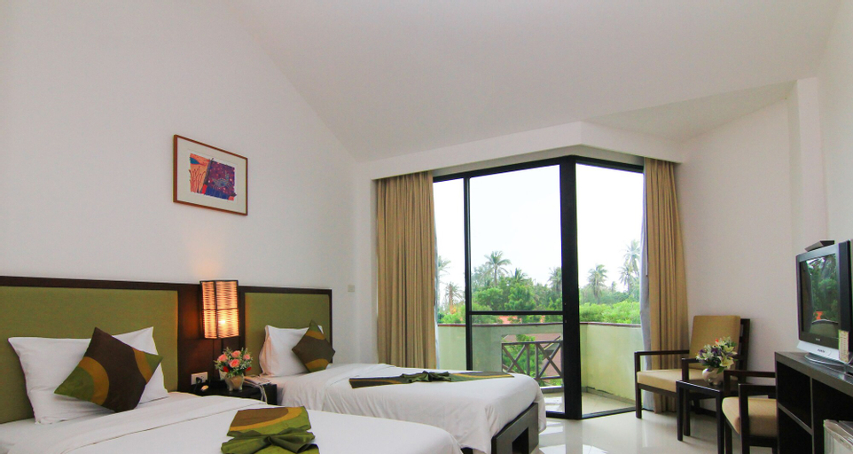 Kuiburi Hotel and Resort, Muang Prachuap Khiri Khan