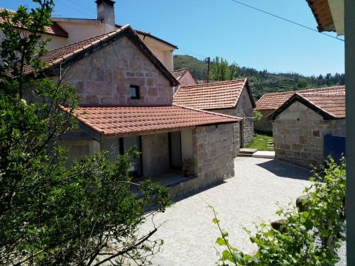 Casas do Arrabalde, Amarante