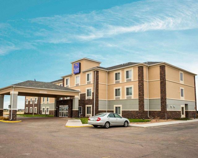Sleep Inn & Suites Oakley, Gove