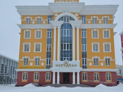 Meridian, Saransk gorsovet
