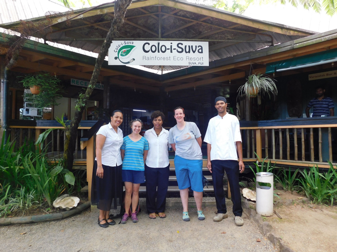 Colo-i-suva Rainforest Eco Resort, Rewa