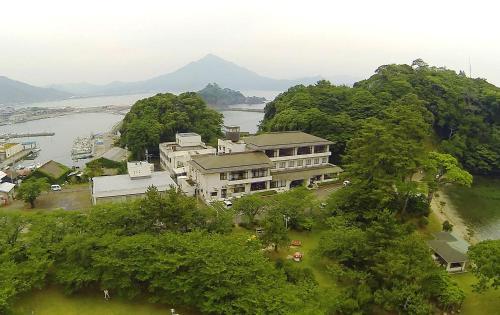 若狭高浜 海幸と絶景風呂 城山荘, Takahama