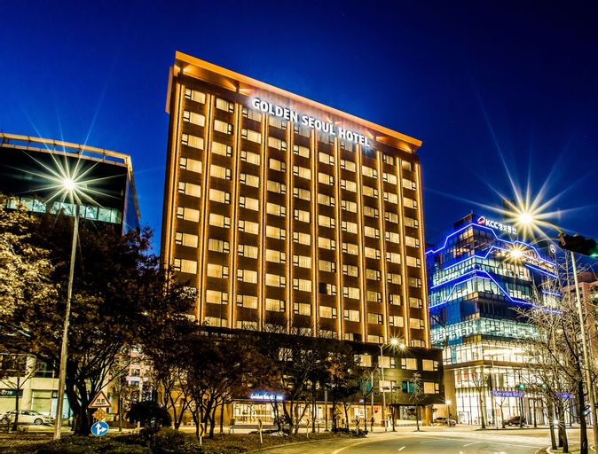 Golden Seoul Hotel, Mapo