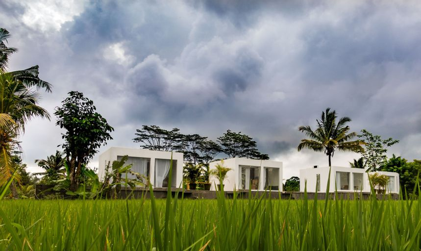 White Cubes Ubud Villa, Gianyar