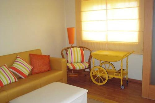 House with 2 bedrooms in Moledo with wonderful sea view balcony and WiFi, Caminha