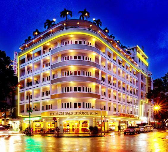 Huong Sen Hotel, Quận 1