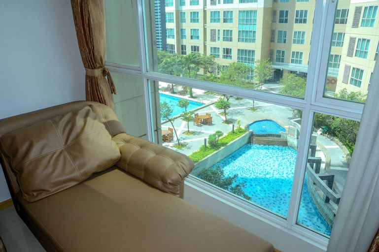 Gandaria Heights Apartment with Mall Access, South Jakarta