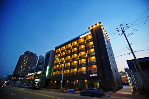 HOTEL HAEBEACH, Gwangyang