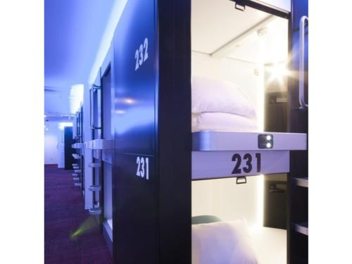 Spa & Capsule Hotel GrandPark-Inn Yokohama / Vacation STAY 78353, Yokohama