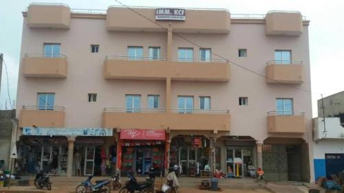 IMMEUBLE KCF, Bamako