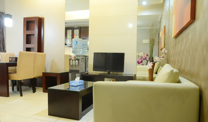 Cozy at Sudirman Park Apartment near to SCBD, Central Jakarta