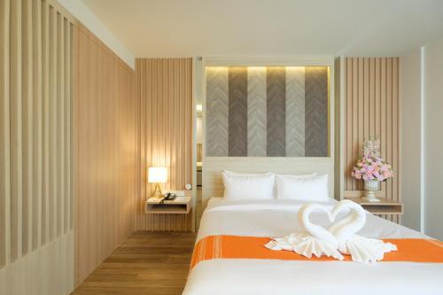 Monte Maesot hotel, Mae Sot
