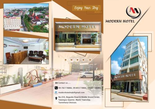 Modern Hotel, Mergui