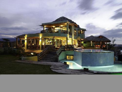Seaweed Villa,