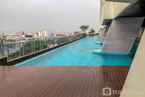 Stunning Studio Room at Menteng Park Apartment, Central Jakarta