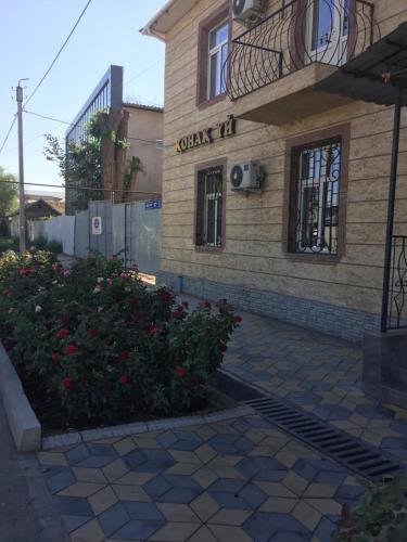 Гостиница АРВАДА, Bayzakskiy