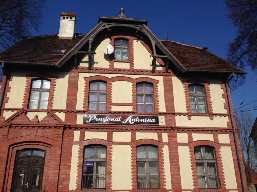 Pensjonat Antonina, Bolesławiec