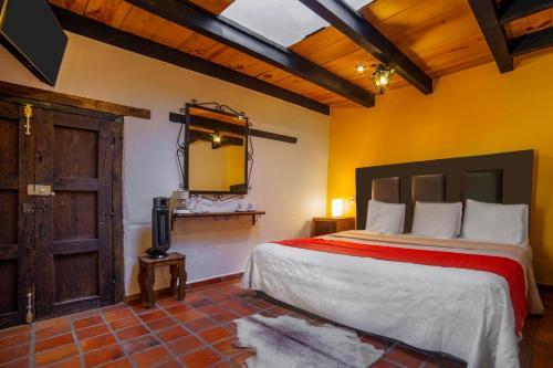 Hotel Adobe y Teja, San Cristóbal de las Casas