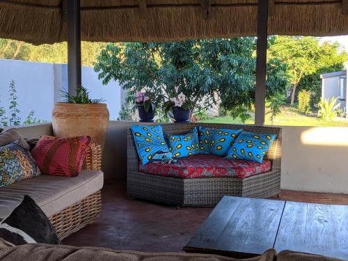 Sunbirds Hotel, Chobe