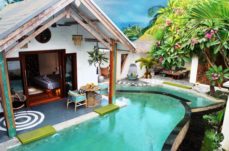 The White Key Luxury Villas, Lombok