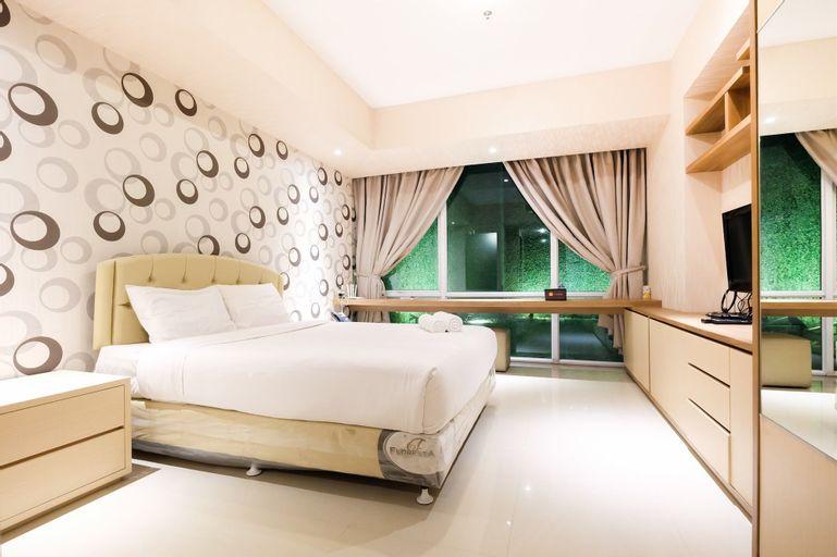 Dazzle Studio Room @ U-Residence Apartment Direct to Supermall Karawaci, Tangerang