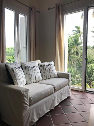 2 bedroom villa in hotel complex,