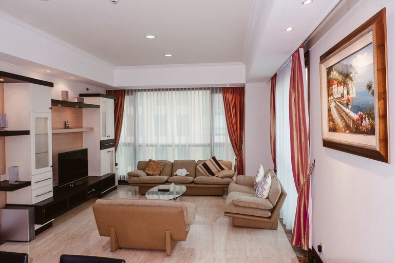 Luxurious and Spacious Casablanca Apartment next to Kokas, Jakarta Selatan