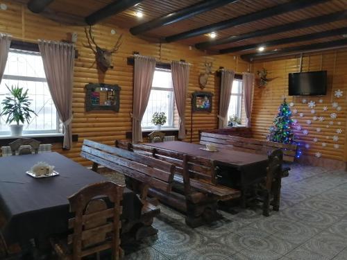 Кафе-гостиница Баикал, Kyzylzharskiy