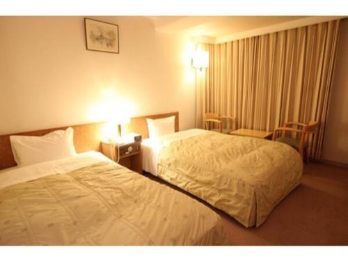 Mizusawa Ground Hotel - Vacation STAY 85024, Ōshū