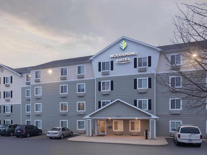 Woodspring Suites Springdale, Washington