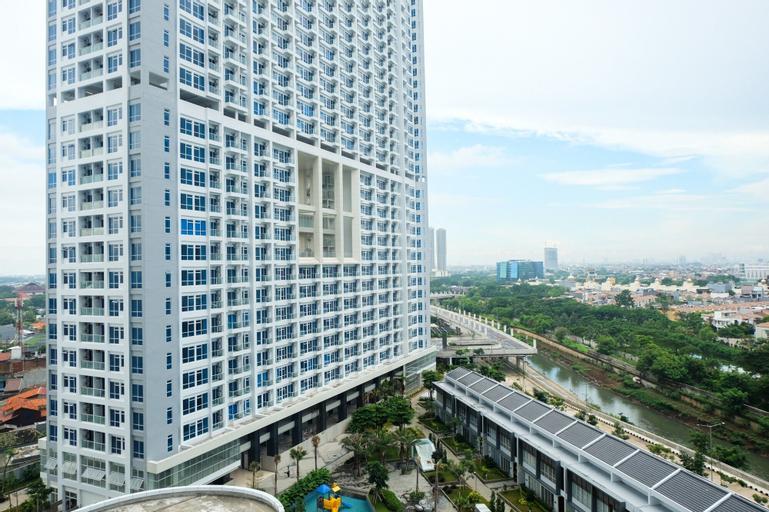 Comfortable 1BR Puri Mansion Apartment, West Jakarta