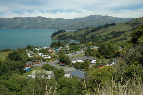 Akaroa Top 10 Holiday Park, Christchurch