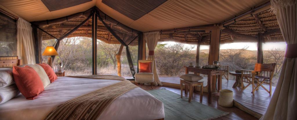 Lewa Safari Camp, Buuri