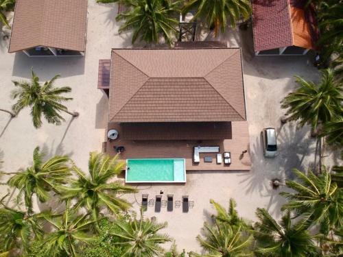 Main House in Alegria Beach, Siargao Island, Santa Monica