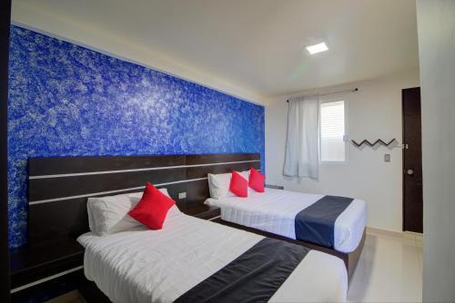 Capital O Hotel Cristell, Macuspana