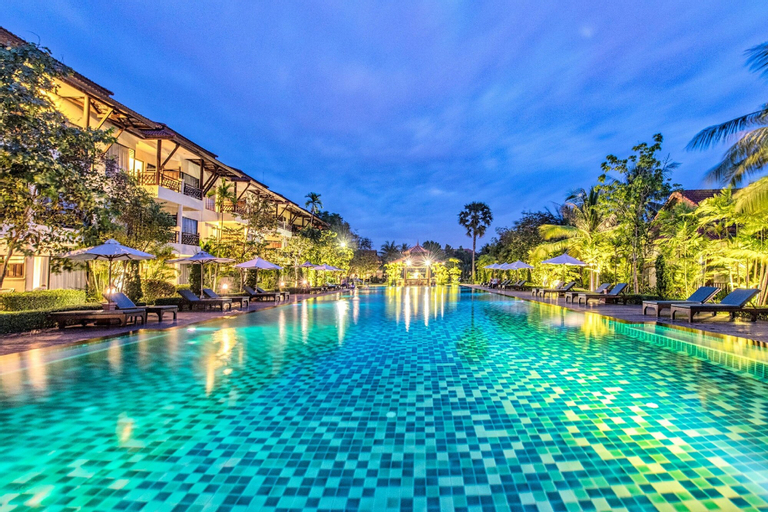 Angkor Palace Suite & Villa, Siem Reab