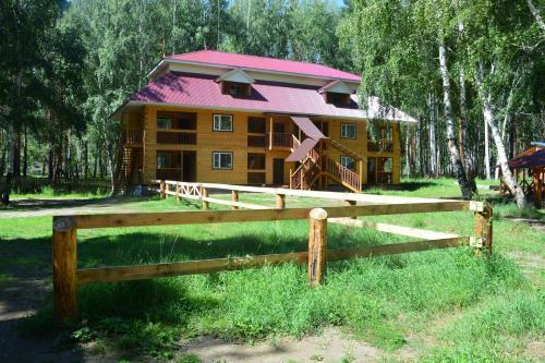 База отдыха Белая, Usol'skiy rayon