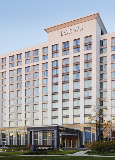 Loews Chicago O'Hare Hotel, Cook