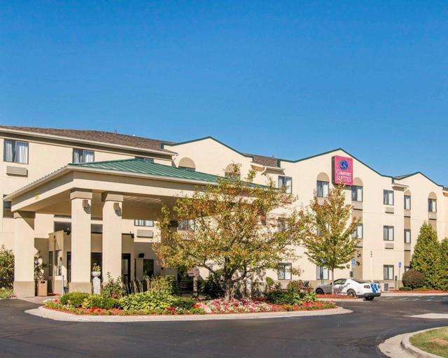 Comfort Suites Auburn Hills, Oakland