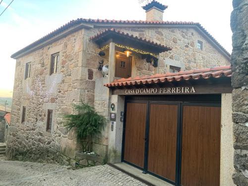 Casa D'Campo Ferreira, Montalegre