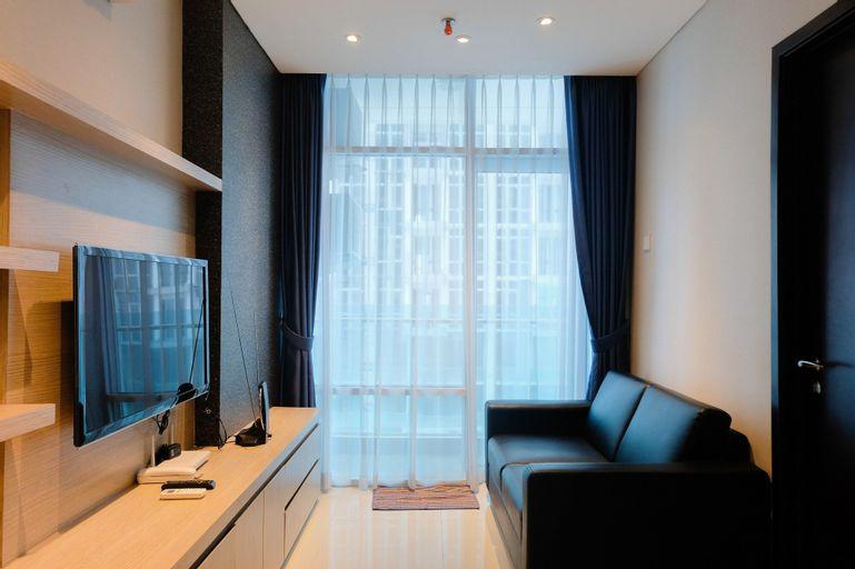 Chic 1BR Brooklyn Apartment near IKEA Alam Sutera, South Tangerang