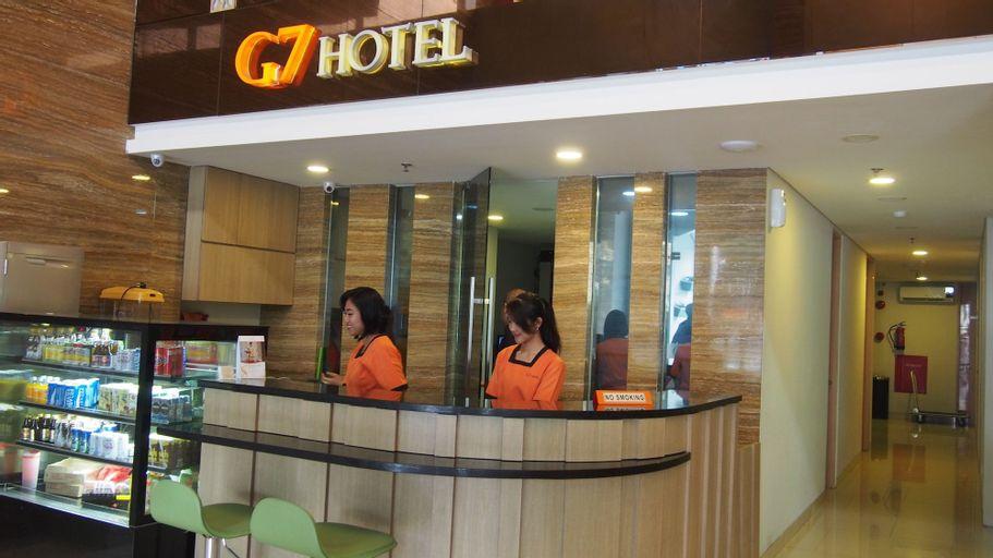 G7 Hotel Pasar Baru, Central Jakarta