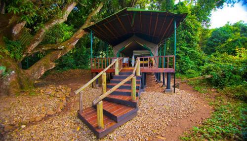 Mbali Mbali Gombe Lodge, Kigoma Rural