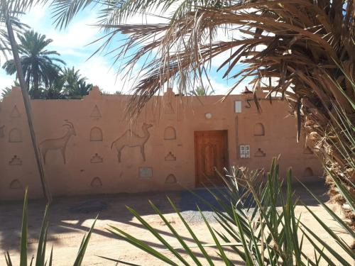 Maison l'etoile du desert, Guelmim