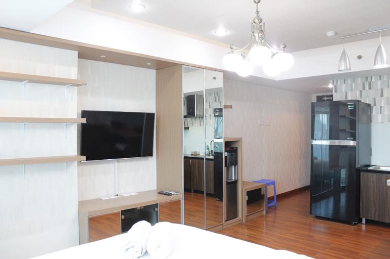 Premium Studio Room @ Tamansari La Grande Apartment By Travelio, Bandung
