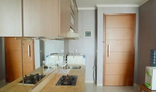 Affordable Studio Ancol Mansion Apartment, North Jakarta