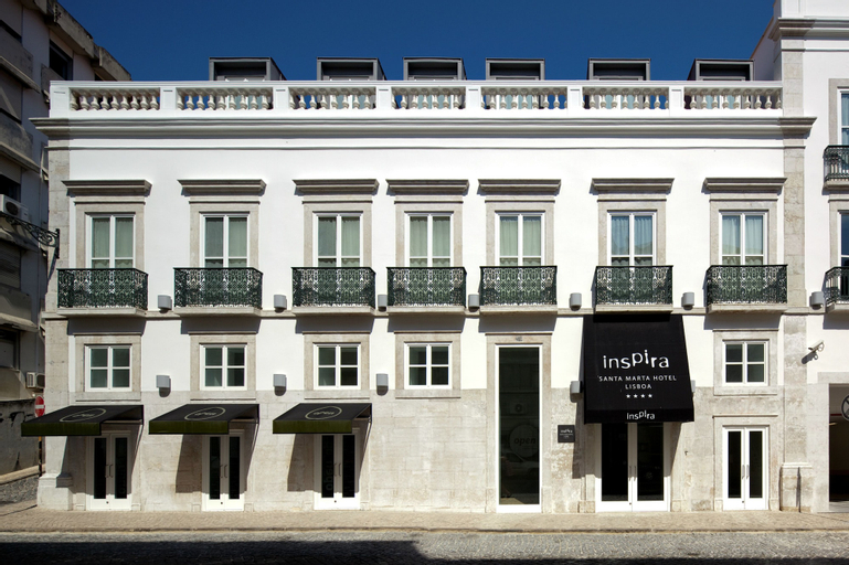 Inspira Santa Marta Hotel, Lisboa