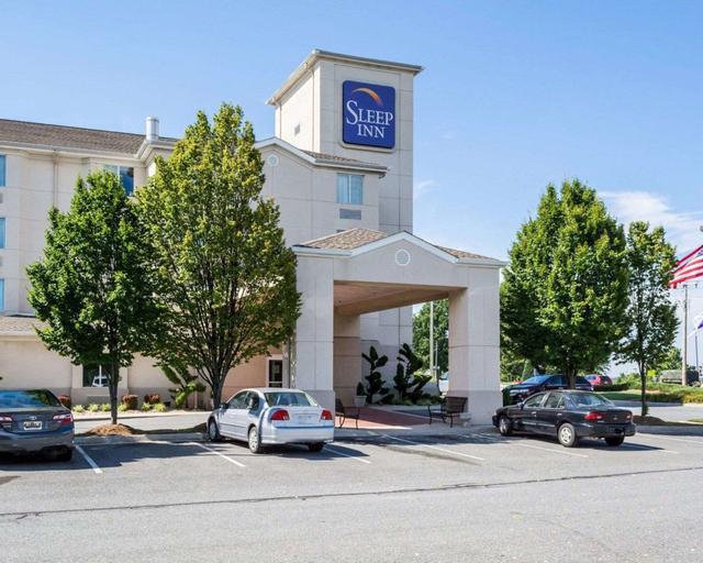 Sleep Inn Lynchburg - University Area & Hwy 460, Lynchburg