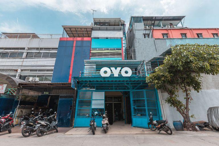 OYO 478 Balcon Biru Near RSUD Sawah Besar, Central Jakarta